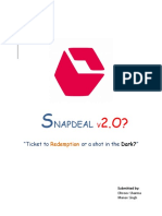 Snapdeal v2.0
