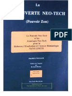 15764957 HttpwwwneotrouvecomLa Decouverte NeoTech Pouvoir Zon de Franck Wallace