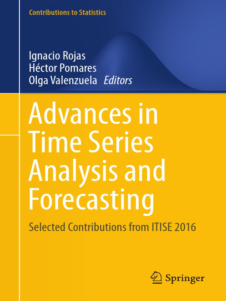 Advances in time series analysis and forecasting time series advances in time series analysis and forecasting time series prediction fandeluxe Gallery