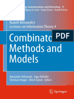 Combinatorial Methods and Models.pdf