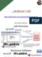 Database Lab