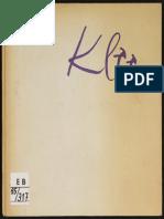 Klee Paul Ueber Die Moderne Kunst