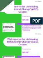 ABC Course