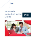 Id Tax Indonesia Individual Tax Guide 2015 Noexp