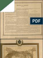 Mapas de Cáceres y Badajoz (1886)  en Atlas Geográfico e Histórico de las 49 provincias españolas y de sus posesiones de ultramar por Carlos Alvarez Malgorry