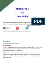 T21 User Manual V1.1