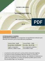2. Estereoquimica Qca Orgánica-2016 II