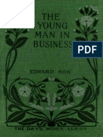 The Young Man in Business