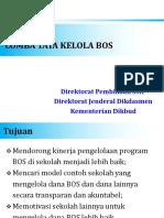Informasi Lomba Tata Kelola