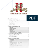 Age Of Empires III Standard Manual pdf | Epilepsy | Computing And
