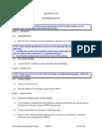 02100 - Site Preparation - MST