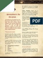 Reglas - Resumen