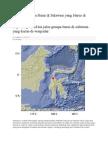 Ini Jalur Gempa Bumi Di Sulawesi Yang Harus Di Waspadai