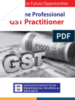 Advane Diploma in Goods and Service Tax