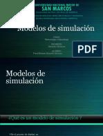 Modelos de Simulación MANUELO FRANK