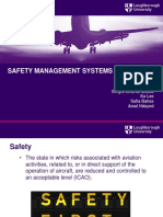 Safety Management Systems - A Presentation