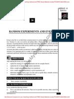 17 Random Experiments