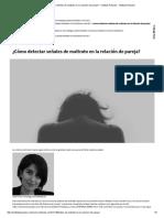 ¿Cómo detectar señales de maltrato en la relación de pareja_ - Instituto Palacios _ Instituto Palacios
