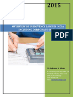 Insolvency Hb 1229