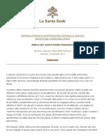 Papa Francesco 20171103 Omelia Suffragio Defunti