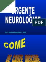 CURS 8 Urgente Neurologice