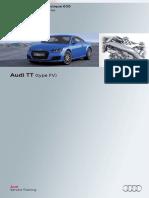 Ssp 630 Audi Tt (Type Fv)