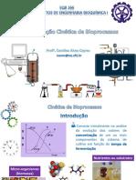 Aula 1 - Classificação Cinética de Bioprocessos