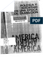 Germani, Gino - Política y Sociedad en Una Epoca de Transición 1971