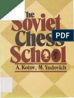 The Soviet School of Chess 1983 PDF