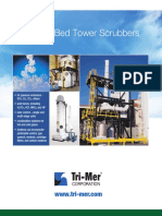Packed Bed Tower Scrubbers