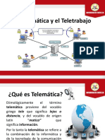 Telemática y Teletrabajo