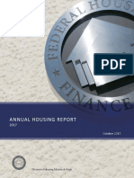 2017 Annual Housing Report October 30 2017