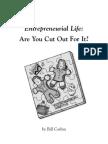 Entrepreneurial Life A