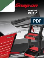 Promocion Aciertos 2017 SNAP On