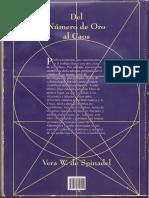 Vera W. de Spinadel - Del Número de Oro Al Caos
