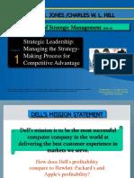 Chapter 1 strategic managment