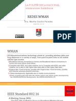 5. Redes Wman