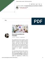 El Proceso Monitorio en Colombia - Colombia Legal Corporation
