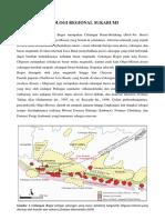 Geologi Regional Sukabumi