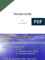 Trauma Score
