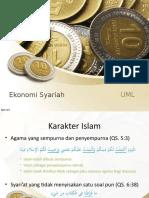 landasan ekonomi Syariah1