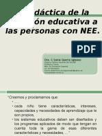 Atencion Educativa