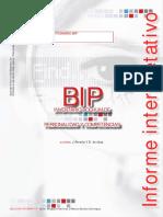 Informe Cuestionario Bip