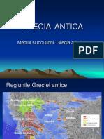 Grecia Omul Si Mediul