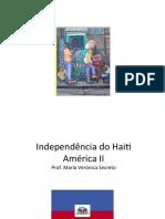 A Independência do Haiti