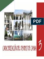 CARACTERISTICAS DEL DISTRITO DE CAYMA