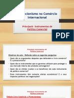 Pol. Comercial - Barreiras