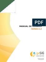 Manual Do Usuário GvSIG