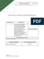 Rt-15 Mantenimiento y Cuidados Del Reservorio Subcutaneo