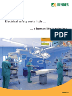 Electrical Safety Costs Little